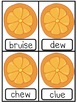 Fresh Squeezed Orange Juice: Literacy Activities for /ew/, /ue/ and /ui/