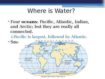 Fresh Water PowerPoint