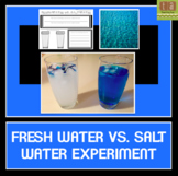 Fresh Water Vs. Salt Water Experiment