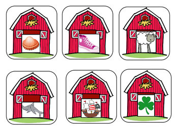 Fresh from the Farm - Math and Literacy Centers