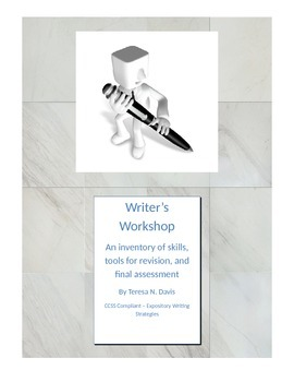 Freshman Writer's Workshop and Skill Inventory