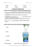 Freshwater Habitat Quiz