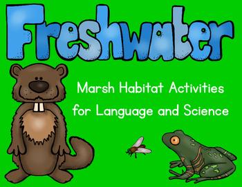 Freshwater Marsh Activities