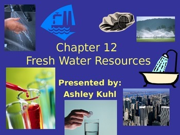 Freshwater Resources - PowerPoint