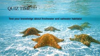 Freshwater v. Saltwater