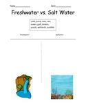 Freshwater vs. Saltwater