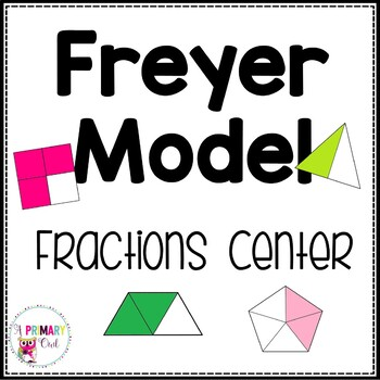 Frayer Model: Fractions Center