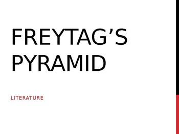 Freytag's Pyramid Project