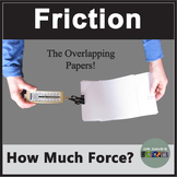 Measuring the Force of Friction Activity