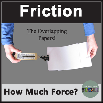 Measuring the Force of Friction
