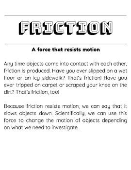Friction Board