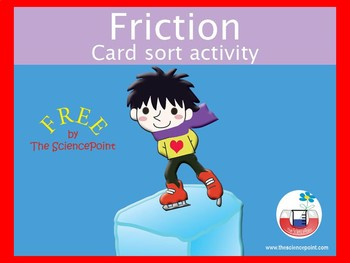 Friction - Card Sort Activity