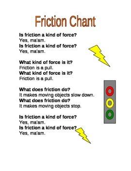 Friction Chant