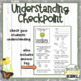 Types of Friction Doodle Notes & Understanding Checkpoint [quiz] (NGSS Aligned)