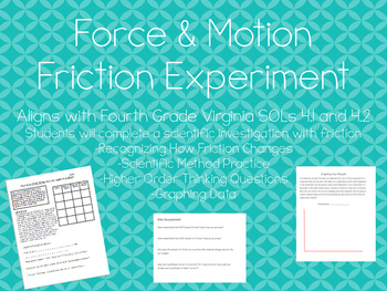 Friction Investigation Experiment