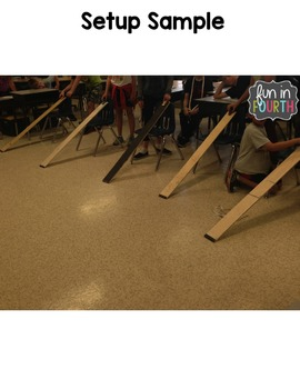 Friction - Lab Based Lesson Using Toy Cars