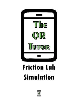 Friction Lab Simulation
