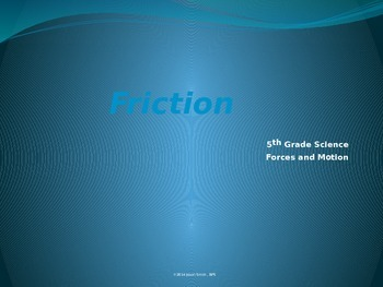 Friction Power Point