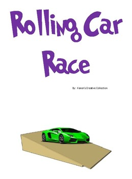 Friction:  Rolling Car Race