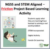 Friction Safety - A Physics Project Based Learning Activity (PBL)