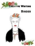 Frida Creative Writing Binder