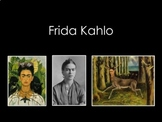 Frida Kahlo 32 Page Powerpoint