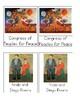 Frida Kahlo - 3 Part Cards - Art Masterpieces