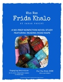 Frida Kahlo - A Biography and Nonfiction Book Study