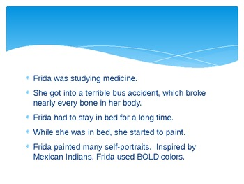 Frida Kahlo - A Mexican Artist