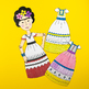 Frida Kahlo Activity Book (biography, coloring, art activities, paper doll)