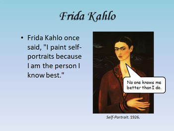 Frida Kahlo Art History Lecture