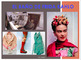 Frida Kahlo Unit Bundle Spanish Class. Listening, speaking, reading, writing
