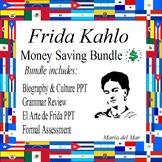 Frida Kahlo Bundle (in Spanish)