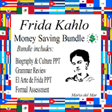Frida Kahlo Bundle (in Spanish)