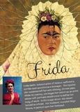 Frida Kahlo- Classroom Icon Poster