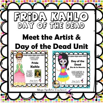 Frida Kahlo - Day of the Dead - Dia de los Muertos - Print