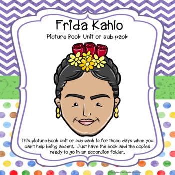 Frida Kahlo: Emergency Sub Plan or Mini-Unit