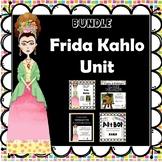 Frida Kahlo - Famous Artist Art & Bio Units- Bundle - DIST