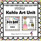 Frida Kahlo- Famous Artist Art & Bio Units- Bundle - DISTA