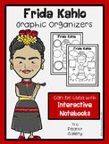 Frida Kahlo Graphic Organizers/One-Pagers