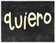 Frida Kahlo Inspirational Quote Chalkboard Theme