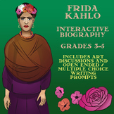 Frida Kahlo Interactive Biography for Kids