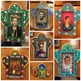 Frida Kahlo Nicho Shadowbox Art Project Lesson Plan