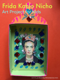 Frida Kahlo Nicho Shadowbox Art Project Lesson Plan