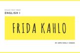 Frida Kahlo Nonfiction STAAR Passage