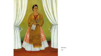 Frida Kahlo PPT, K-8