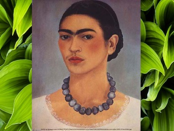 Frida Kahlo PowerPoint