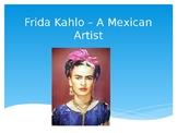 Frida Kahlo - PowerPoint