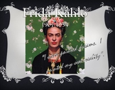Frida Kahlo Power Point (Surrealism)