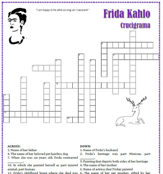 Frida Kahlo Puzzles Pack
